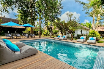 Gambar Canvas Escape Resort di Ubud