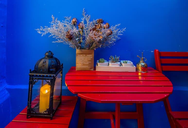 卡薩布蘭卡飯店, 上海市, 花園