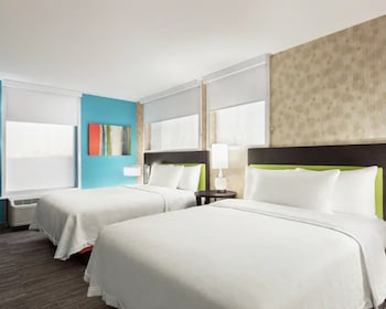 Nuotrauka: Home2 Suites by Hilton Woodbridge Potomac Mills, Vudbridžas