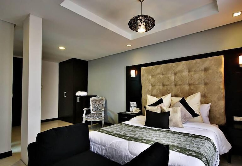 Micro Star Inn - Essensa Inn, Ολονγκάπο, Δωμάτιο επισκεπτών