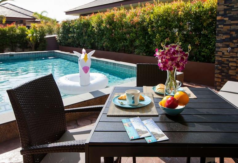 A One Pool Villa, Krabi, 2-Bedroom Villa with Private Pool, Terrace/Patio