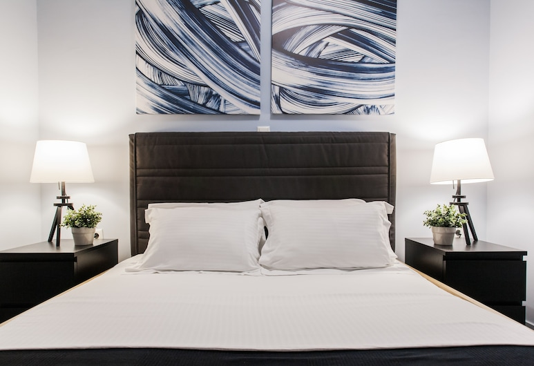 Kolonaki 2 Bedroom Apartment by Livin Urbban, Αθήνα, Διαμέρισμα, Δωμάτιο