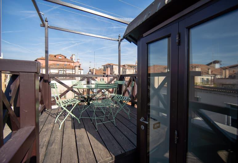 Residenza Colombina, Venezia, Terrazza/Patio