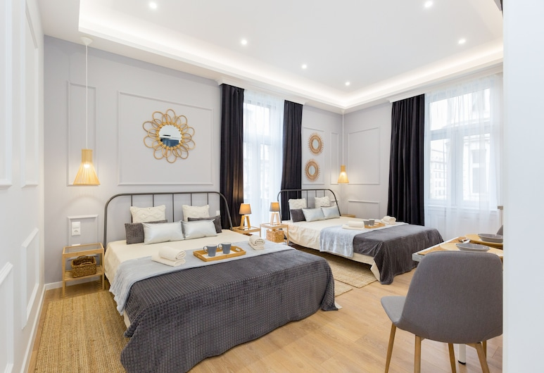 Budapest Holidays Residence, Budapest, Deluxe Apartment, Room