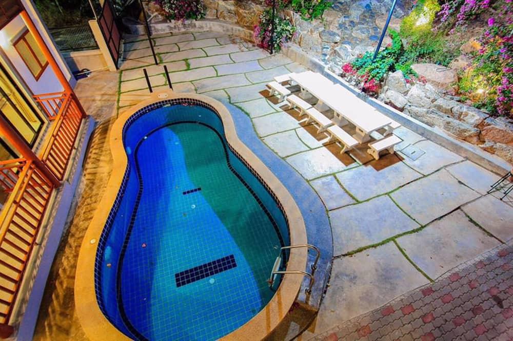 4-Bedroom Pool Villa  - Terrasse/Patio