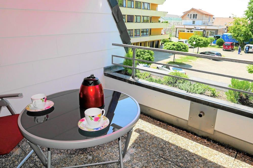 Apartament, dla niepalących, balkon - Balkon