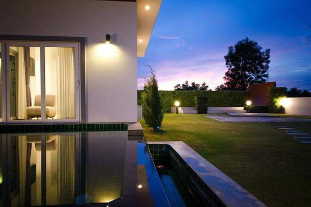 3-Bedroom Villa with Private Pool - Terrass