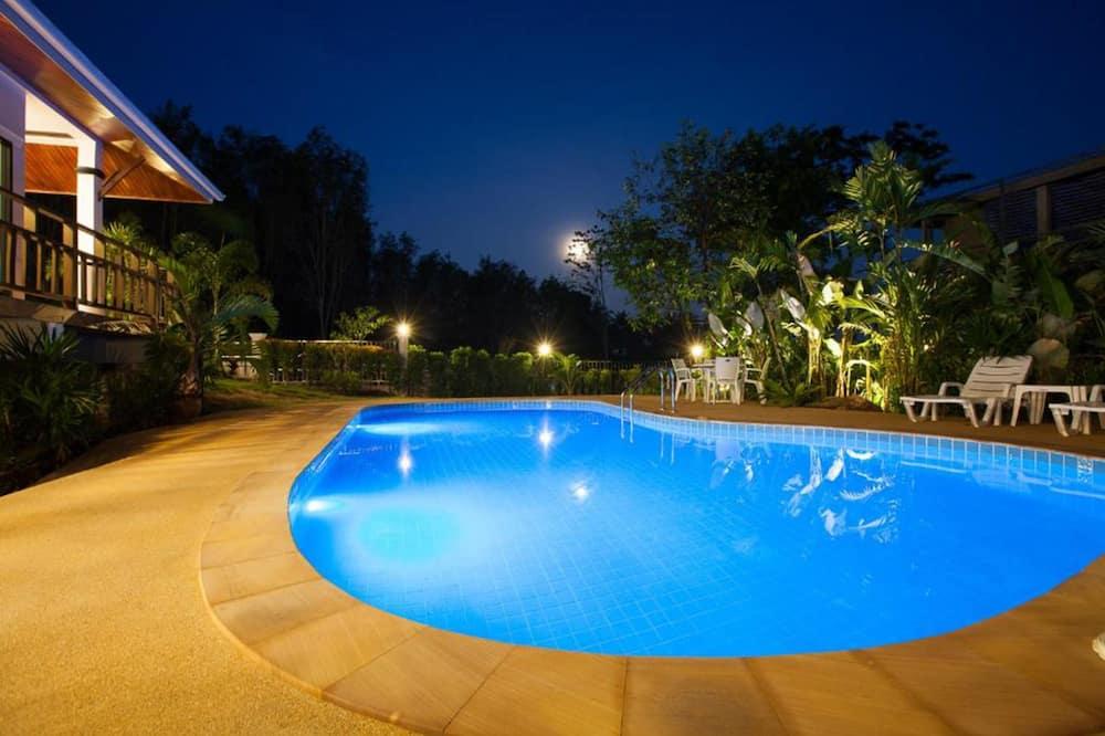 2-Bedroom Villa with Private Pool - Teres/Laman Dalam