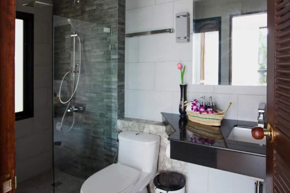 2-Bedroom Villa with Private Pool - Bilik mandi