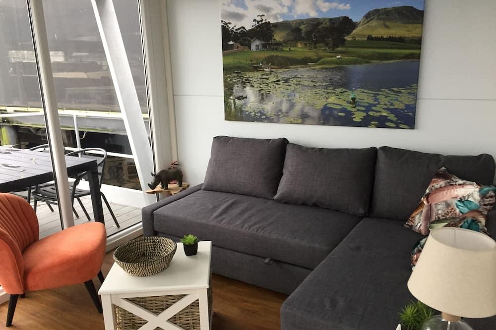 Departamento, 2 habitaciones (Havenlodge Kaapstad) - Sala de estar