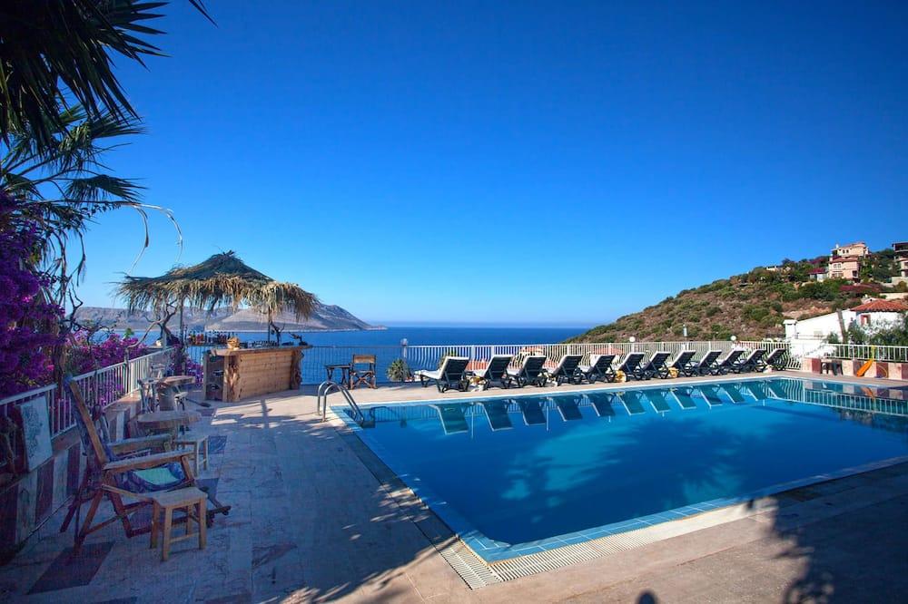 Standardní pokoj, výhled na moře - Soukromý bazén