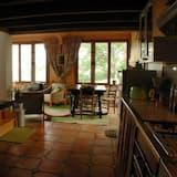 Cottage (Gîte le Barail) - Area soggiorno