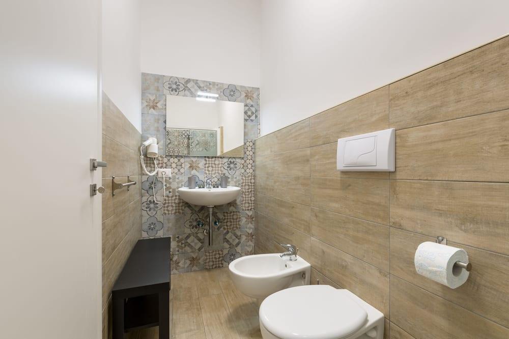 Chambre Double Deluxe, vue ville - Salle de bain