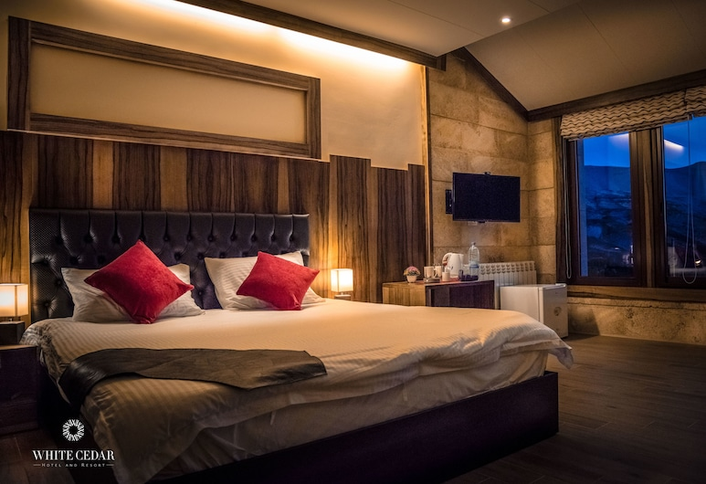 white cedar hotel, Al Arz, Suite, Zimmer
