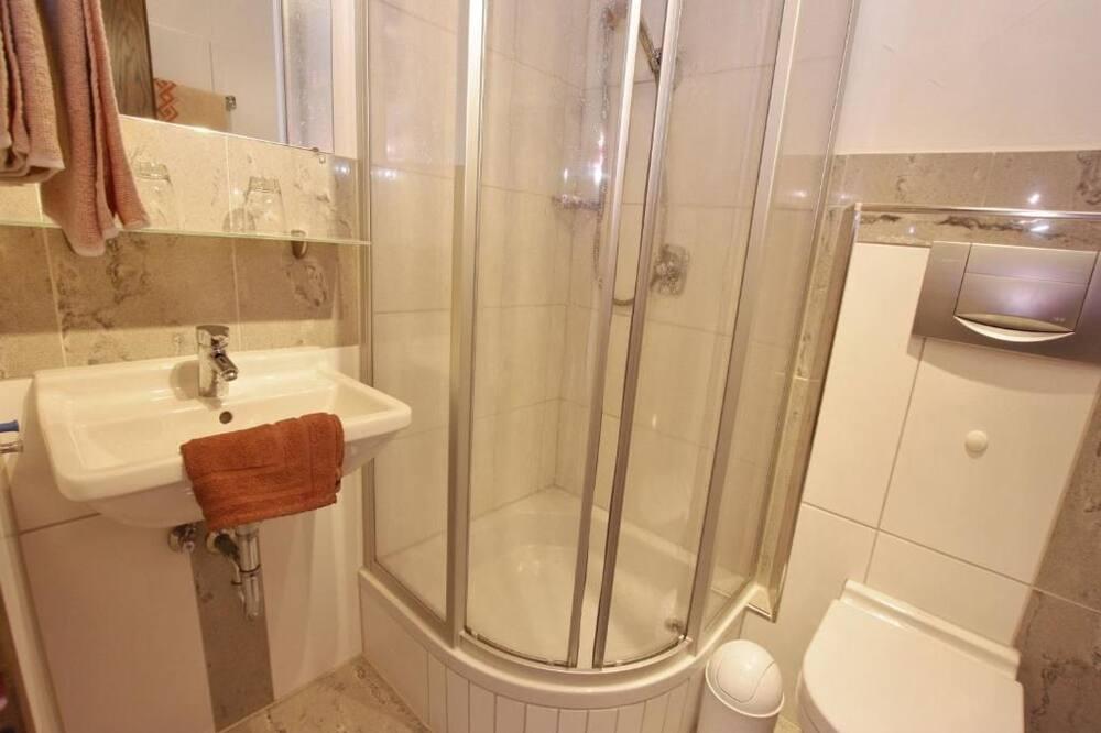 Chambre Classique avec lits jumeaux (B) - Salle de bain