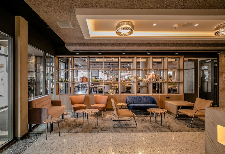 Hotel Roermond, Roermond, Sohvabaar fuajees