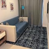 Comfort Apartment, Non Smoking - Living Room