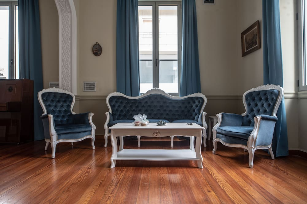 Suite superior, Varias camas, para no fumadores - Sala de estar