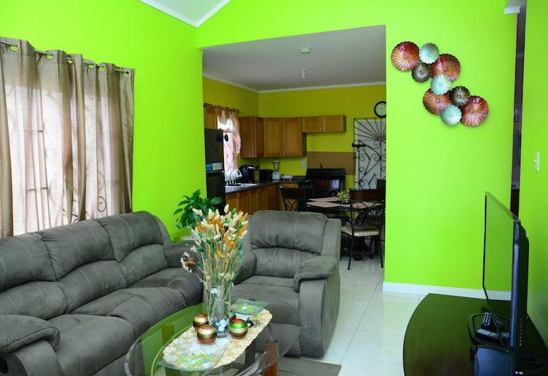 尼克斯花園別墅飯店, 蒙特哥灣, 精緻客房, 2 間臥室, 花園景觀, 花園, 客房