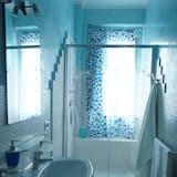 Habitación Confort doble, baño privado, vistas al mar - Cuarto de baño