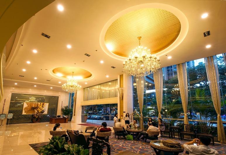 深圳富邦國際酒店 (南山店), 深圳市, 大堂閒坐區