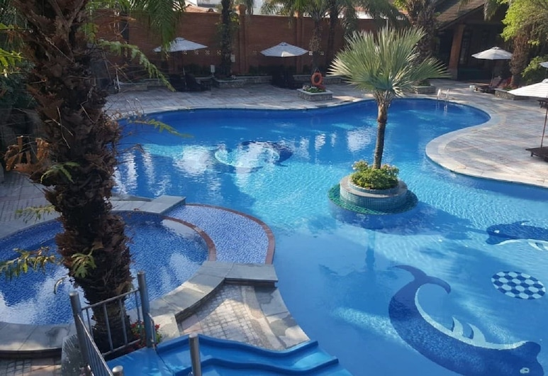 Phuong Nam Resort, Thuan An, Outdoor Pool