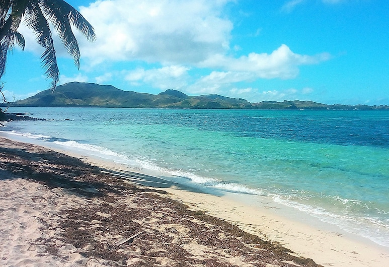 Vunidaka Homestay, Nanuya Lailai Adası, Plaj