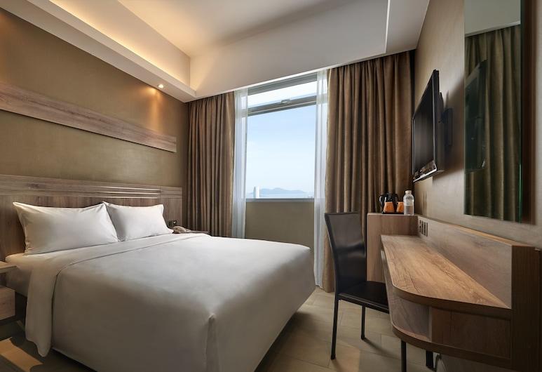 Cititel Express Penang, ג'ורג' טאון, חדר סטנדרט זוגי, חדר אורחים