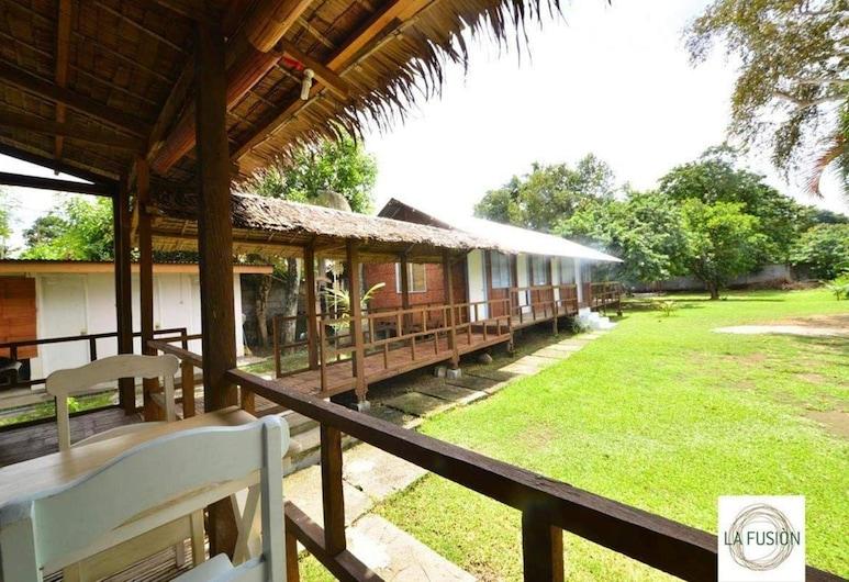La Fusion Garden Resort - Hostel, Dumaguete, Ulkoalueet