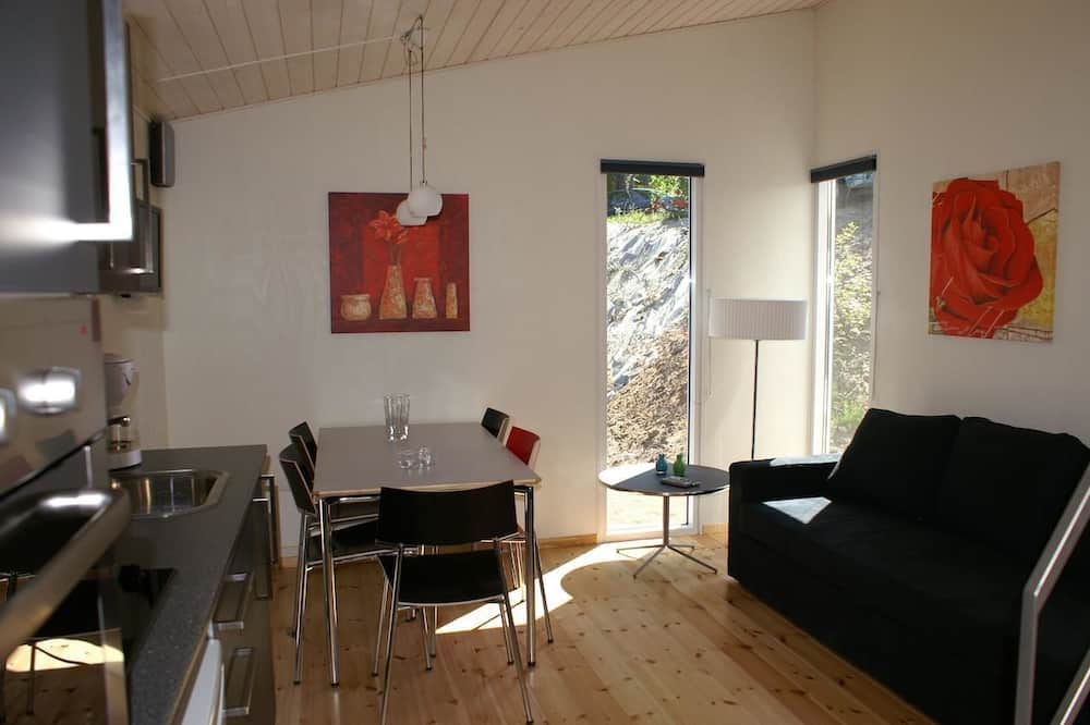 Bungalow Confort - Zona de estar