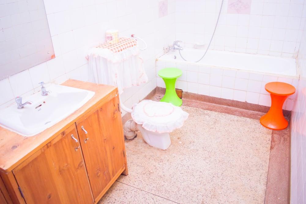 Single Room, Private Bathroom - Bathroom
