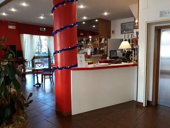 Montecatini Terme — zdjęcie hotelu Hotel Casa Rossa