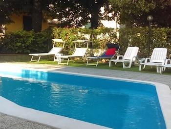 Hình ảnh Hotel Casa Rossa tại Montecatini Terme