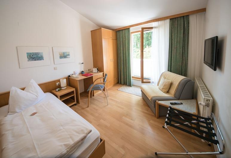 AM SPIEGELN dialog.hotel.wien, Viena, Quarto solteiro, Quarto