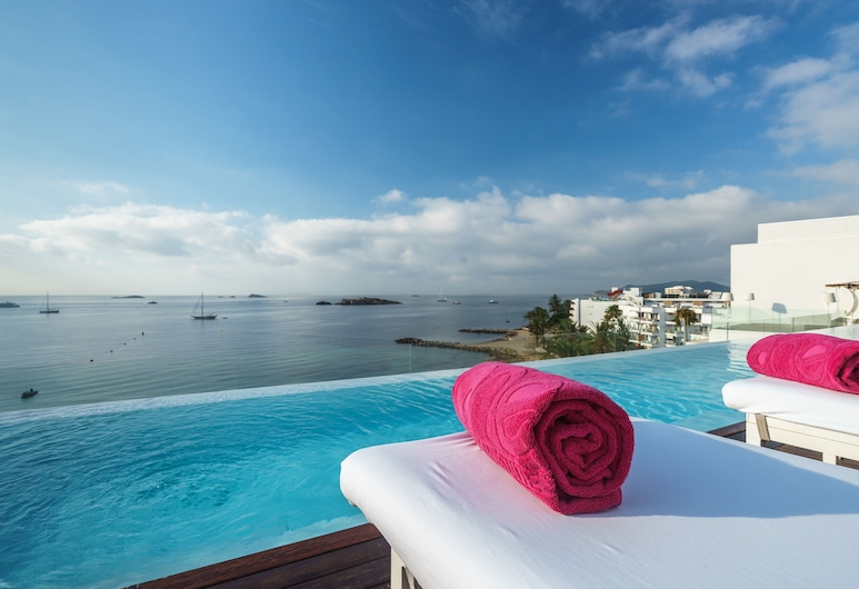 One Ibiza Suites, Ibiza Town, Rooftop Pool