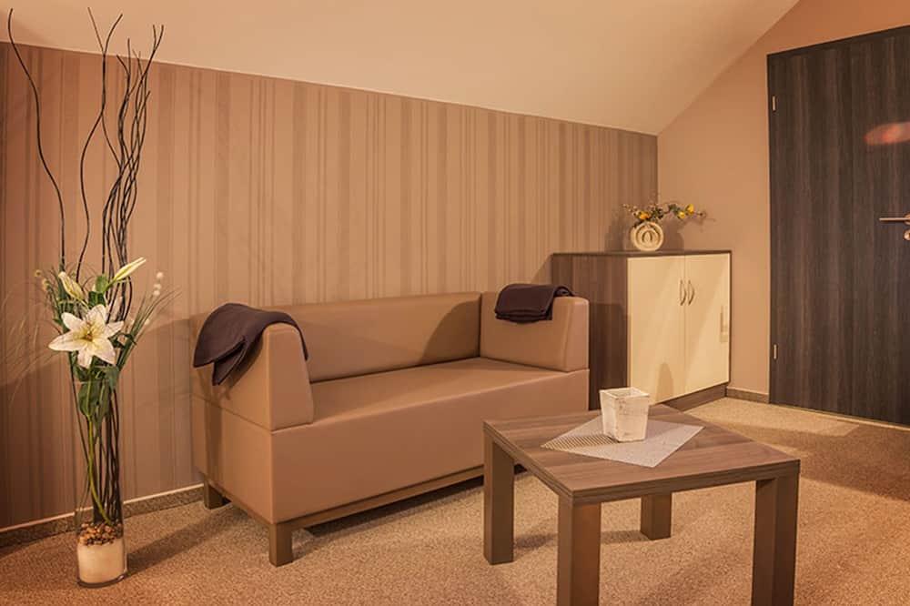 Comfort Double Room - Living Room