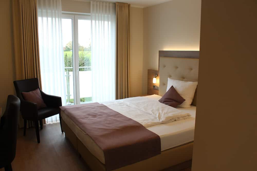 Comfort szoba kétszemélyes ággyal - Erkély