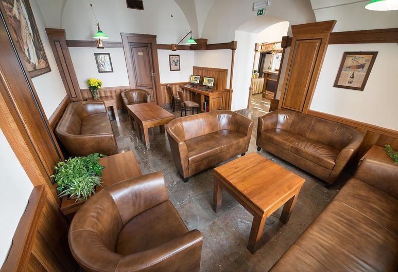 U Medvidku-Brewery Hotel, Praag, Lobby