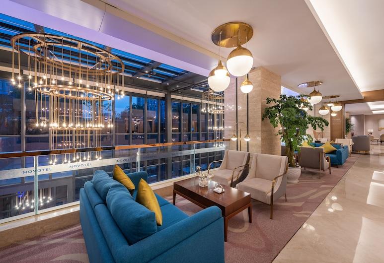 Novotel Qingdao New Hope Hotel , Qingdao, Salónik v hale