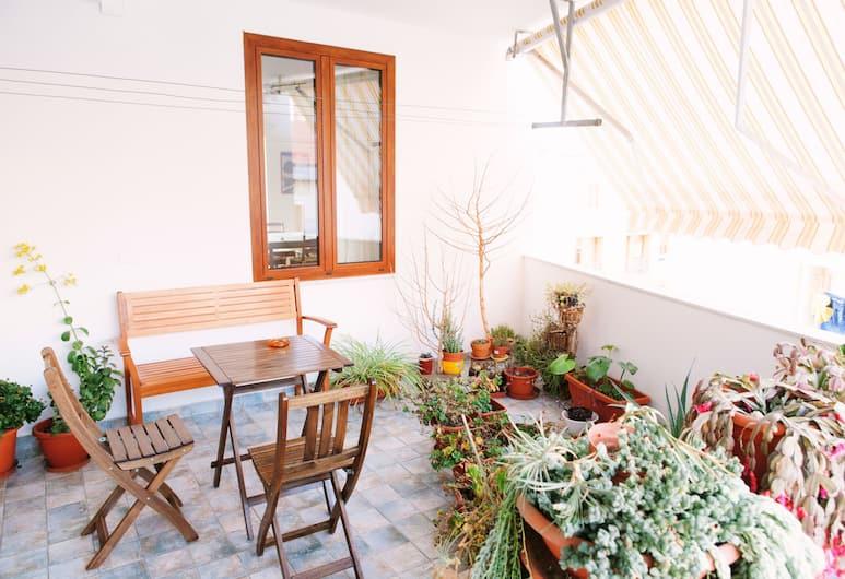 B&B Babbai Giommi, Alghero, Camera doppia, bagno privato (External), Terrazza/Patio