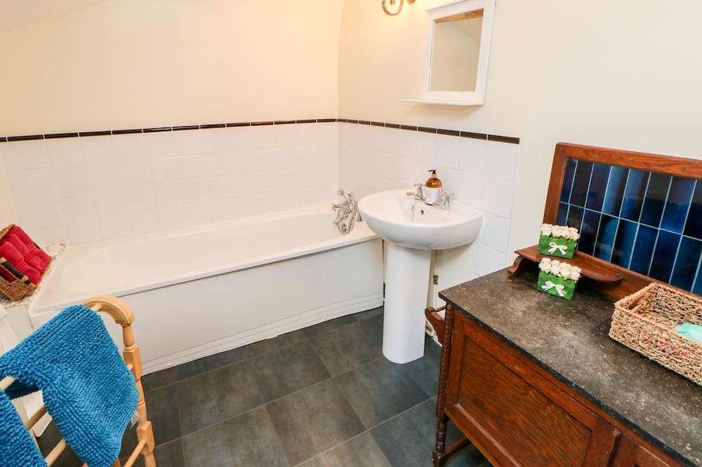 Házikó - Fürdőszoba