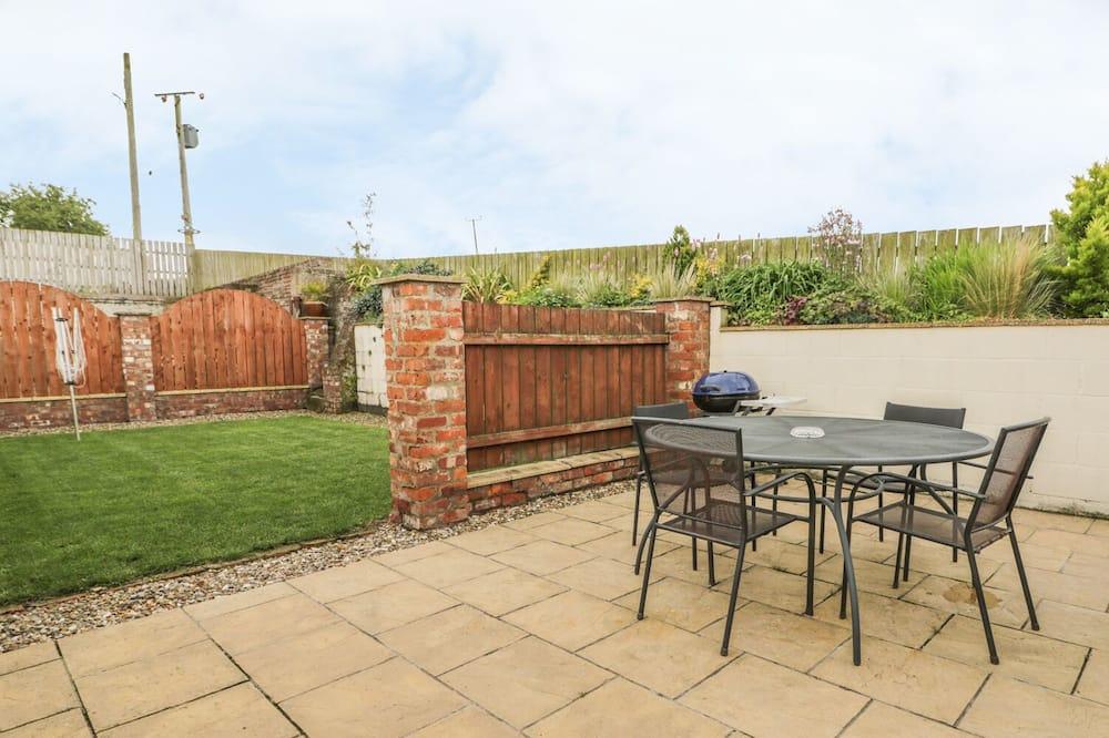 Cottage - Balkon
