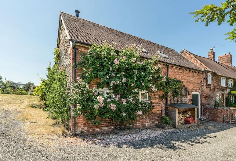 Caro's Cottage, Church Stretton, Feriehus, Overnatningsstedets facade