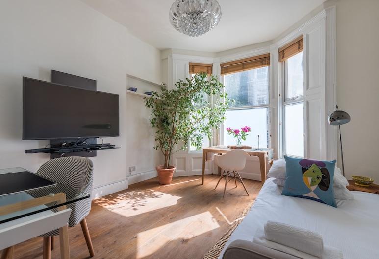Charming Maida Vale Home by Little Venice, Londýn, Apartmán, 1 ložnice, Rodinný pokoj