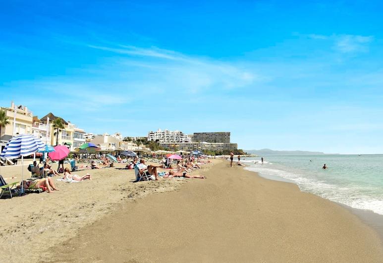 Zenbeach 2A playa Carihuela, Torremolinos, Strand