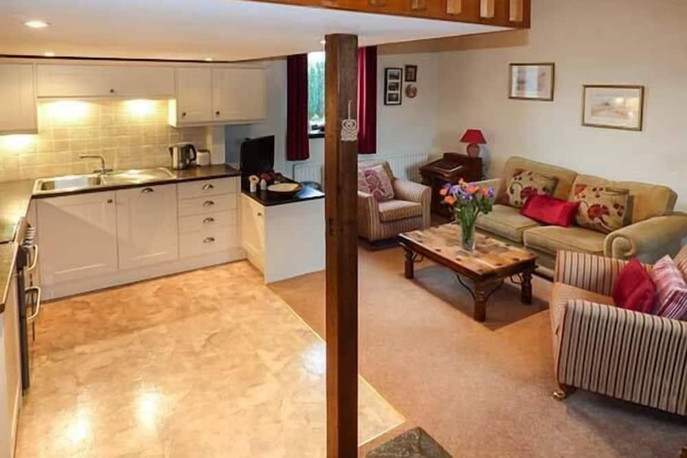 Stuga - Vardagsrum