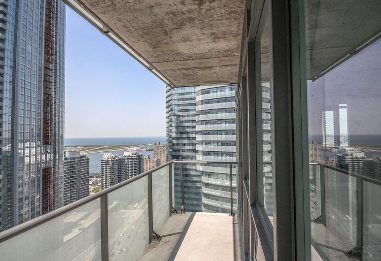 Sarkar Suites - Maple Leaf Square, Toronto, Suite, 2 slaapkamers, niet-roken, 2 badkamers, Terras