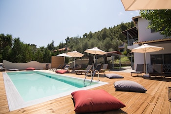 Kassandra — zdjęcie hotelu Casa Luxury Suites