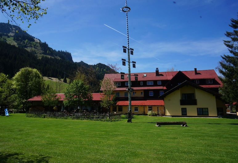 Wiesengrund, Bad Hindelang, Property Grounds