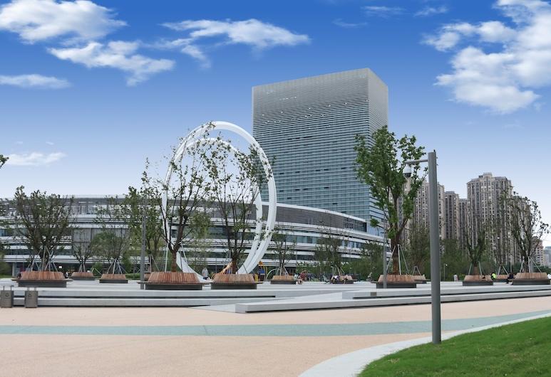 Holiday Inn Express Suzhou Industrial Park, Sudžou, Išorė